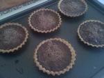 Les tartelettes au chocolat maison