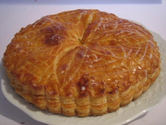 Galette des rois la frangipane la cuisine de j r me recettes de cuisine cours de cuisine - Recette facile galette des rois ...