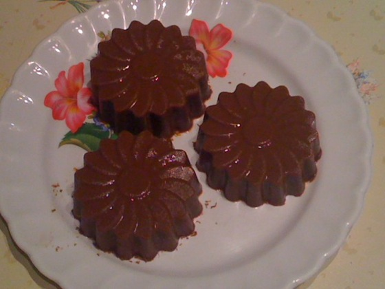 recette du flan chocolat la cuisine de j r me recettes de cuisine cours de cuisine gratuit. Black Bedroom Furniture Sets. Home Design Ideas