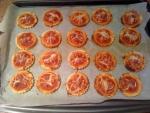 Mini-pizzas rapides